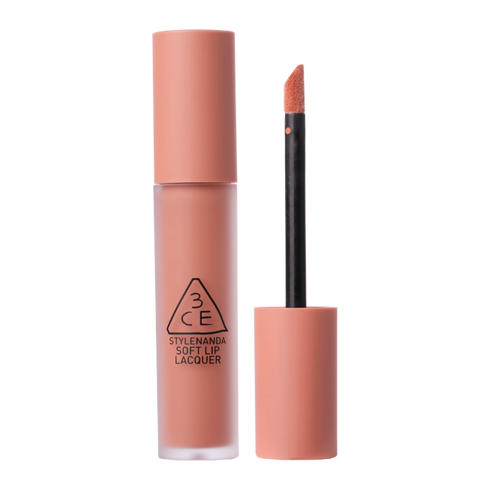 3CE SOFT LIP LACQUER #NEUTRAL AVENUE