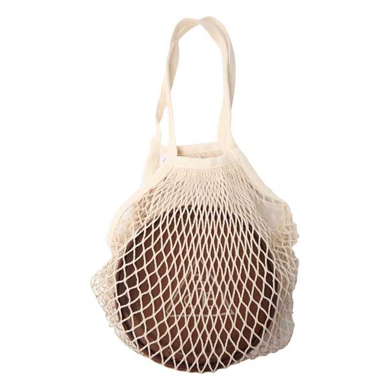 3CE NET BAG ROUND MESH POUCH SET