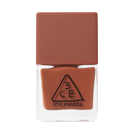3CE MOOD RECIPE LONG LASTING NAIL LACQUER #BR05