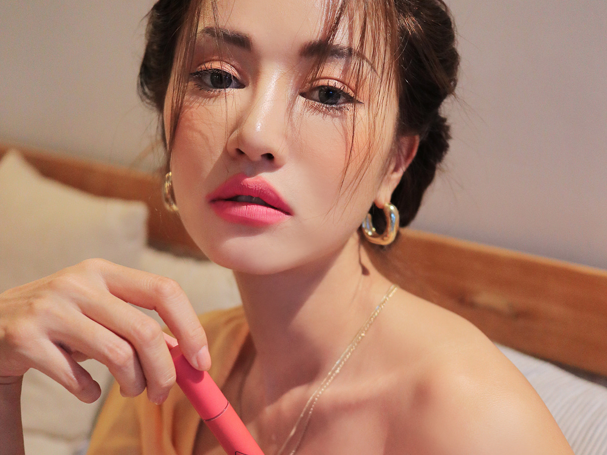 3CE VELVET LIP TINT #ENJOY LOVE